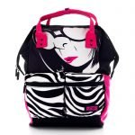 "Mochila Disney The Incredibles ""Edna Moda"""