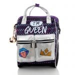 "Mochilas Los Polinesios ""I´m the Queen"""